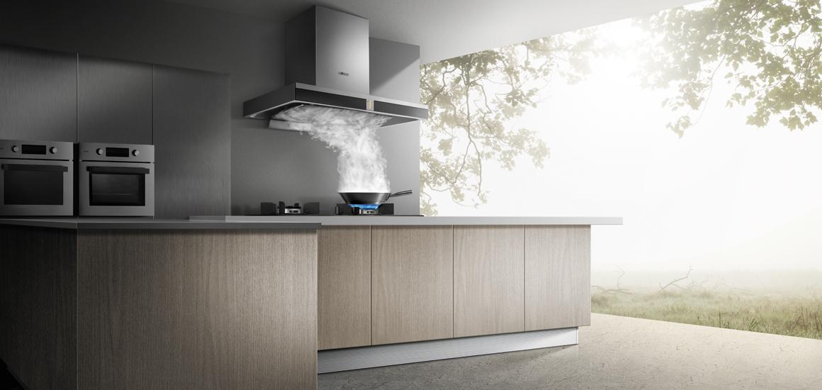 Air Intake Sensor >> EMS9019 Chimney Hood | FOTILE Kitchen Appliances Malaysia