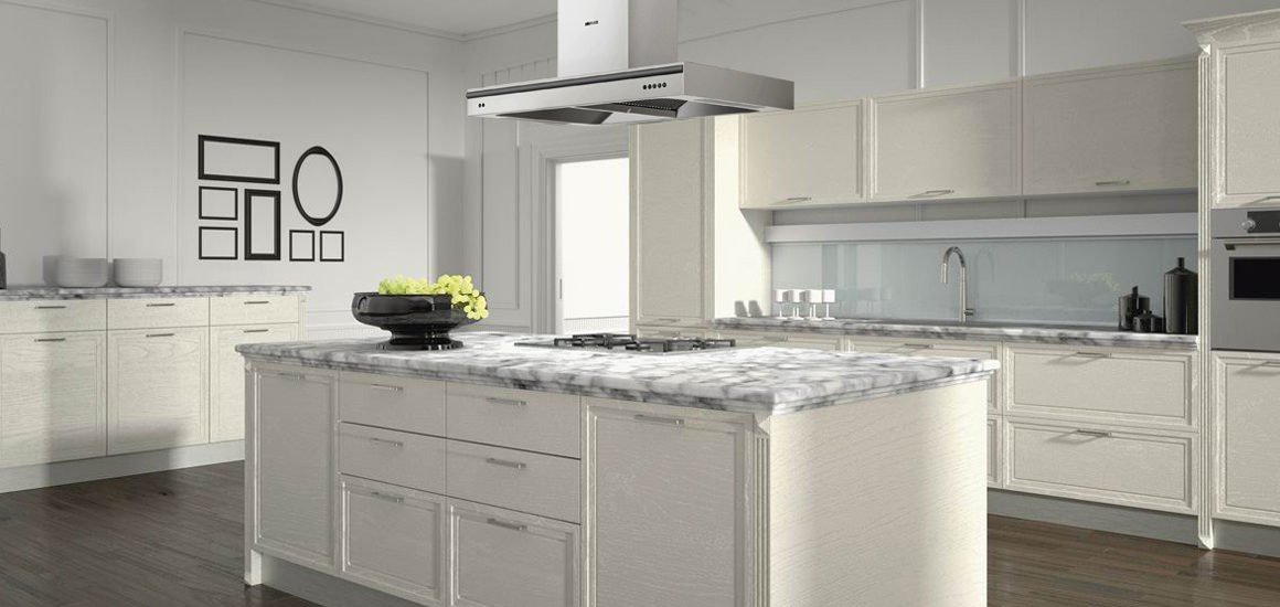 Ea03 Island Hood Fotile Kitchen Appliances Malaysia