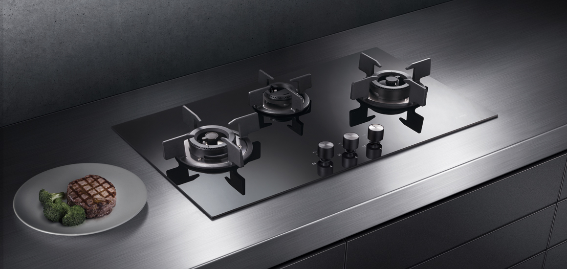 Gcg90301 Built In Gas Hob Fotile Kitchen Appliances Malaysia